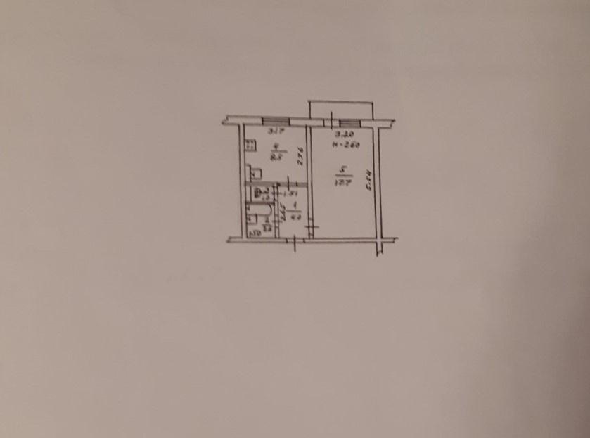 продажа однокомнатной квартиры номер A-159961 в Суворовском районе, фото номер 4